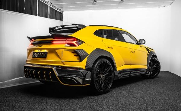 Lamborghini Urus mit 820 PS von Keyvany: Tuning at its finest!:  (Bild 3)