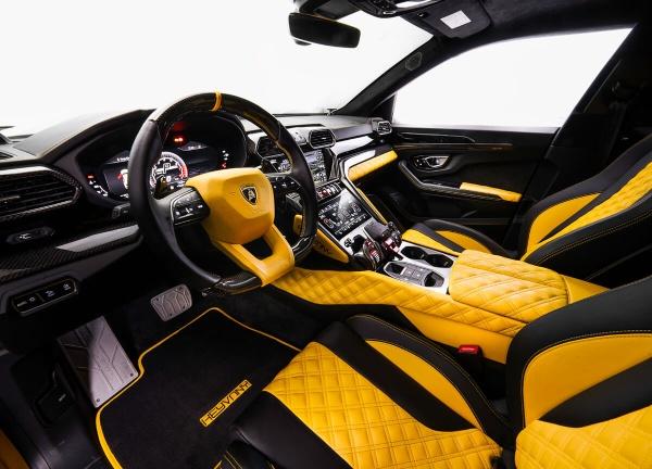 Lamborghini Urus mit 820 PS von Keyvany: Tuning at its finest!:  (Bild 4)