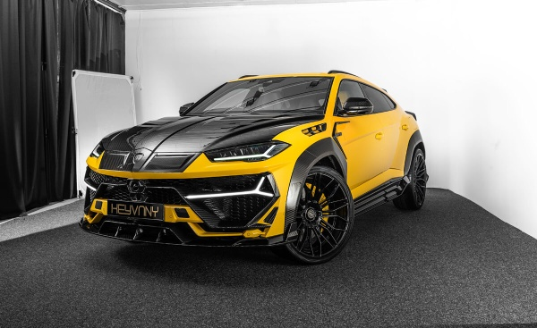 Lamborghini Urus mit 820 PS von Keyvany: Tuning at its finest!:  (Bild 9)