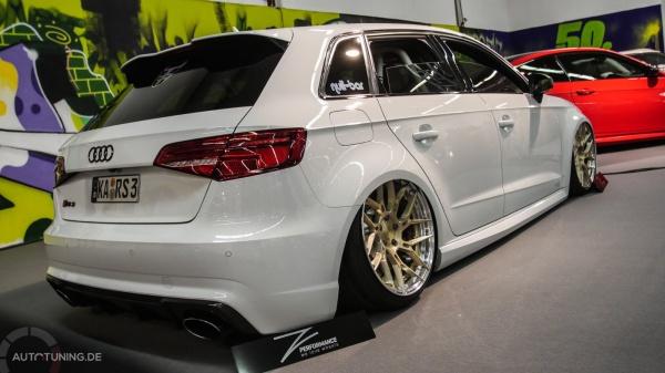 Wheel Porn: Audi RS3 auf Z-Performance!:  (Bild 1)