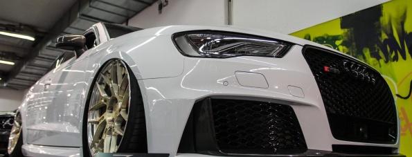 Wheel Porn: Audi RS3 auf Z-Performance!