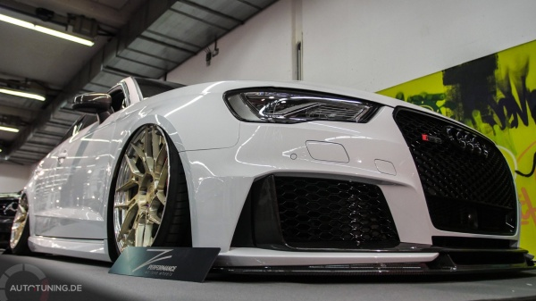 Wheel Porn: Audi RS3 auf Z-Performance!:  (Bild 11)