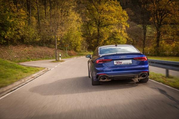 Audi RS4 und RS5: Die Erben des RS2 bilden die Ingolstädter Speerspitze in der Mittelklasse:  (Bild 2)