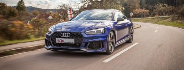 Audi RS4 und RS5: Die Erben des RS2 bilden die Ingolstädter Speerspitze in der Mittelklasse