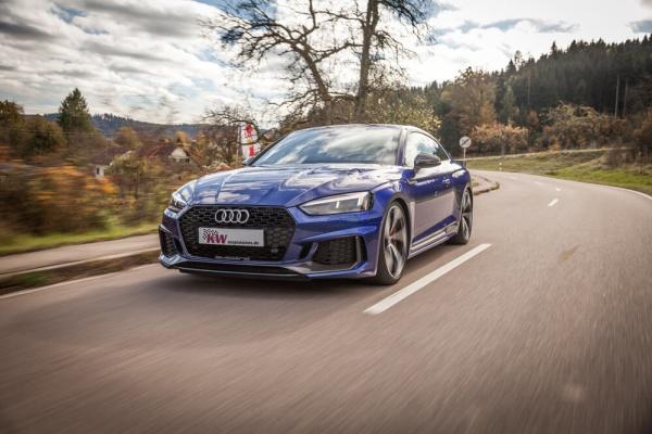 Audi RS4 und RS5: Die Erben des RS2 bilden die Ingolstädter Speerspitze in der Mittelklasse:  (Bild 3)