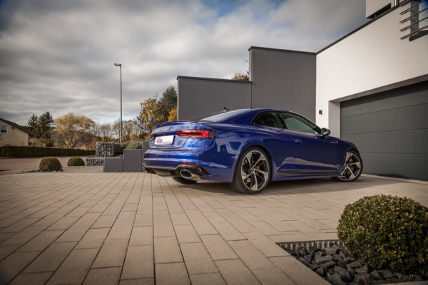 Audi RS4 und RS5: Die Erben des RS2 bilden die Ingolstädter Speerspitze in der Mittelklasse:  (Bild 6)
