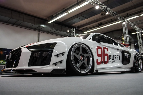 Bestialisch: Audi R8 im GT3-Trimm:  (Bild 3)