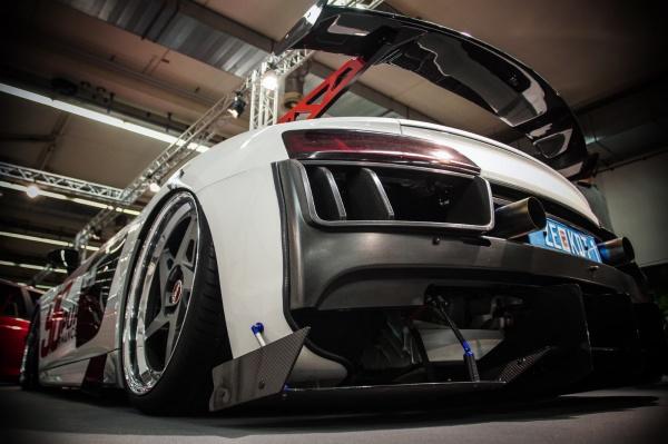 Bestialisch: Audi R8 im GT3-Trimm: Einfach nur BRACHIAL! (Bild 7)