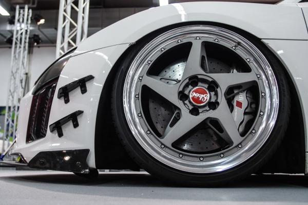 Bestialisch: Audi R8 im GT3-Trimm:  (Bild 22)
