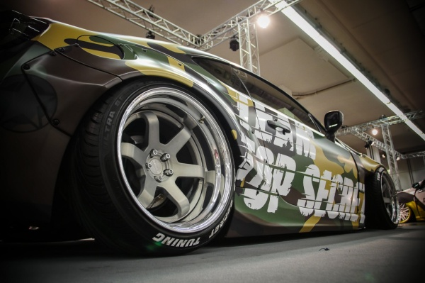Toyota GT86 im Tarnmodus von Top Secret Tuning:  (Bild 18)
