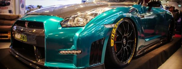 Der Nissan GT-R von Ghostface Kaesler