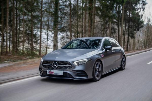 Aerodynamik-Champion der Kompakten: Die Mercedes A-Klasse:  (Bild 1)