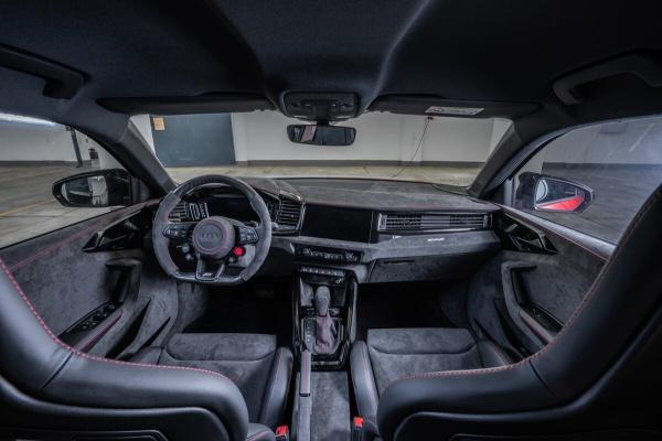 Audi A1 at its best: Daniel Abt präsentiert den A1 1of1:  (Bild 7)