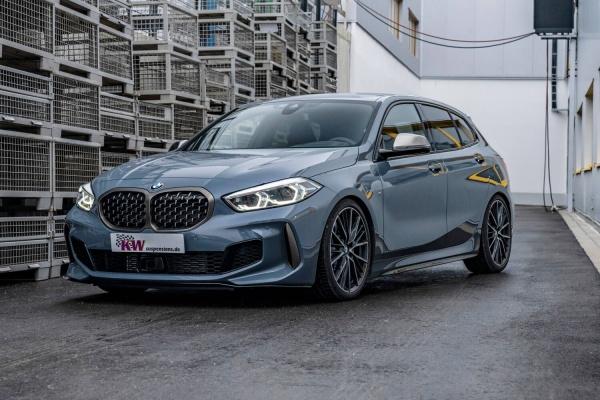 KW V3 Gewindefahrwerk jetzt auch für den BMW M135i xDrive erhältlich:  (Bild 6)