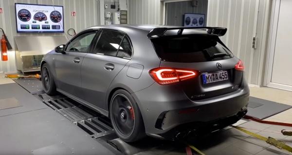 RENNtech tunt den Mercedes AMG A45:  (Bild 1)