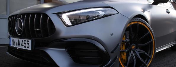 RENNtech tunt den Mercedes AMG A45