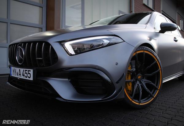 RENNtech tunt den Mercedes AMG A45:  (Bild 3)