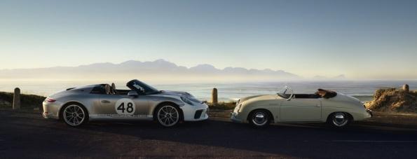 Freiluft-Vergnügen mit 510 PS: Der Porsche Speedster weiß wie's geht