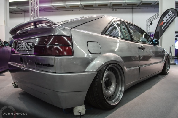 Low Budget: VW Corrado als günstiger Eyecatcher:  (Bild 8)