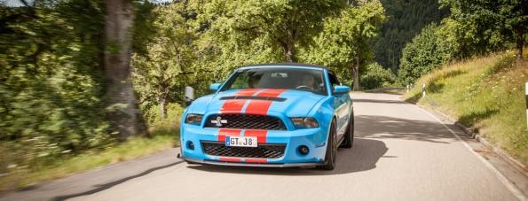 Ford Mustang VI: Upgrades für das Vorfacelift-Modell (LAE)