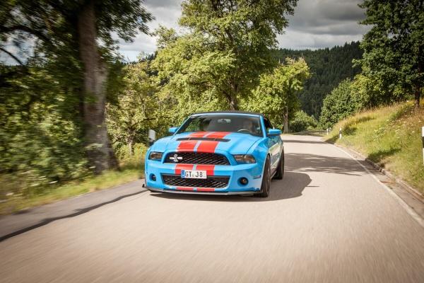 Ford Mustang VI: Upgrades für das Vorfacelift-Modell (LAE):  (Bild 2)