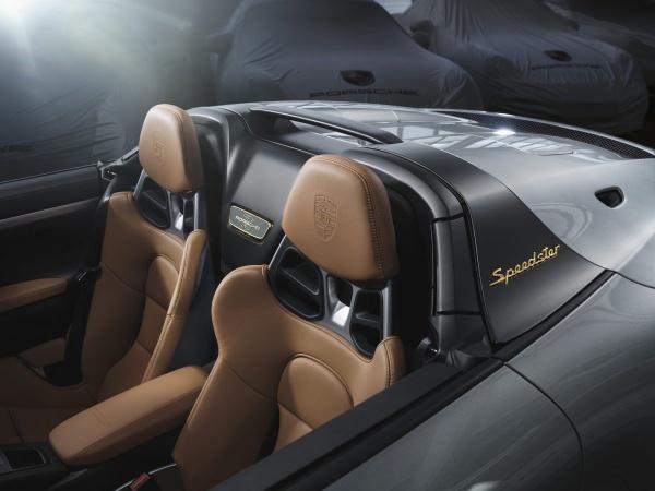 Freiluft-Vergnügen mit 510 PS: Der Porsche Speedster weiß wie's geht:  (Bild 8)