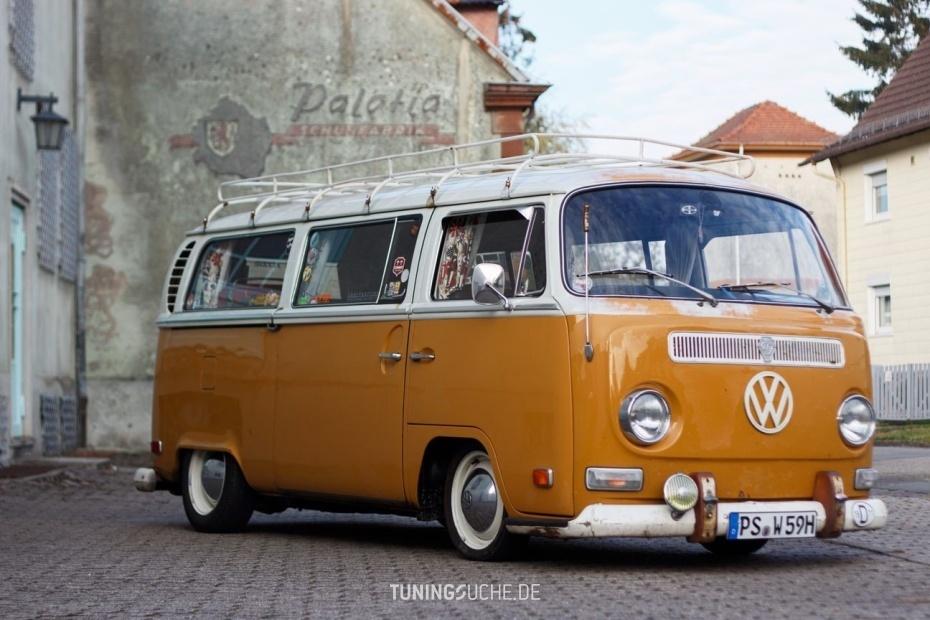 VW TRANSPORTER T2 Bus 1.6 Deluxe Bild 816935