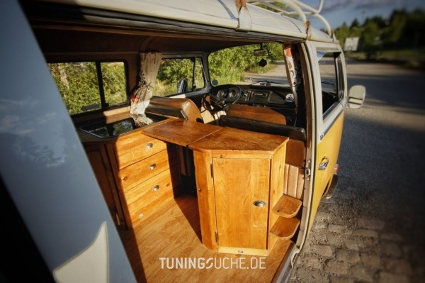 VW TRANSPORTER T2 Bus 05-1971 von DocStripes - Bild 816941