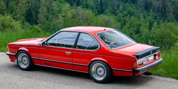 Mehr Komfort und sportlichere Dynamik: Raab Gewindefahrwerk V3 von KW für den BMW E24 (Sechser Coupé):  (Bild 3)