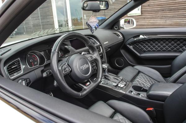 Ein Audi A5 Cabriolet auf Strandtour:  (Bild 2)