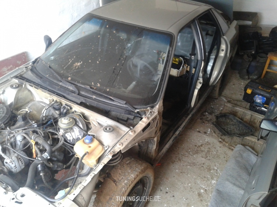 Audi 80 (89, 89Q, 8A, B3) 1.8 S  Bild 813826