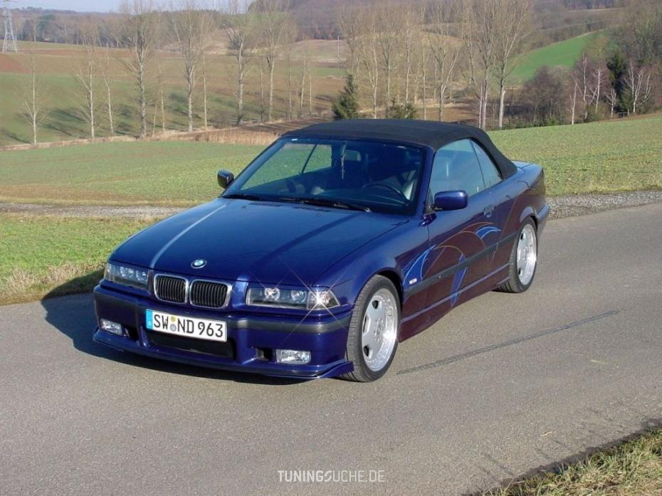 BMW 3 Cabriolet (E36) 320 i 3er E36 Bild 64551