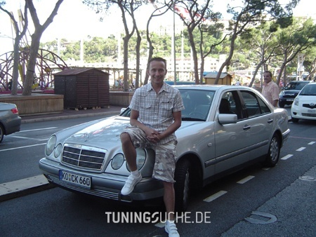 Mercedes Benz E-KLASSE (W210) 05-1996 von camay - Bild 65890