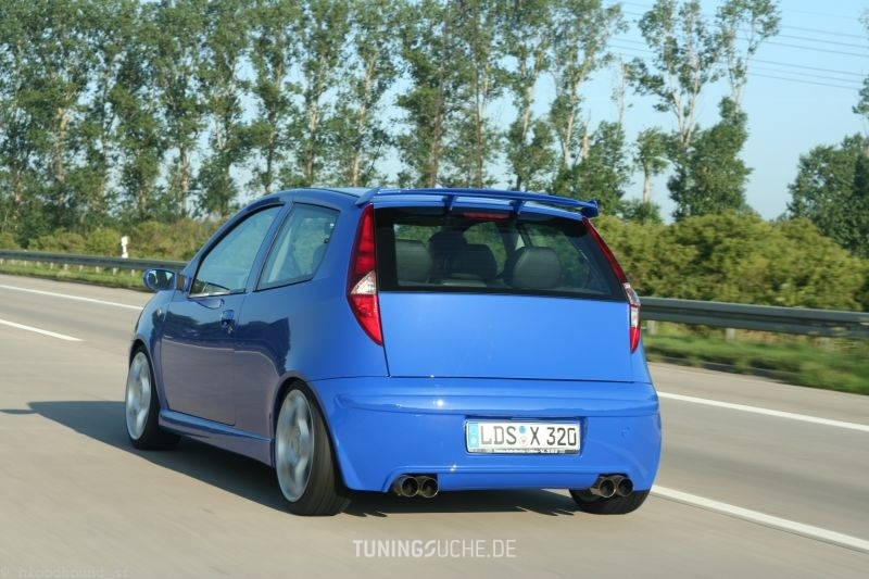 Fiat PUNTO (188) 1.2 16V 80  Go Bild 66800