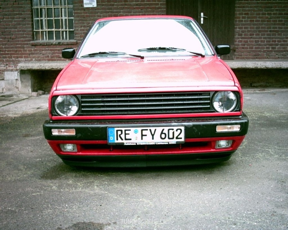 VW GOLF II (19E, 1G1) 1.6 19E Bild 67432