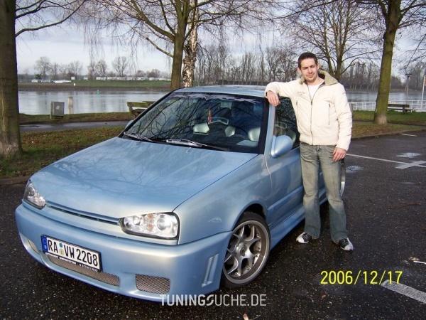 VW GOLF III (1H1) 10-1994 von VW_Golf_Tuner - Bild 72845