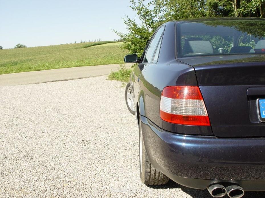 Audi A4 (8D2, B5) 1.8 B5 Bild 73410