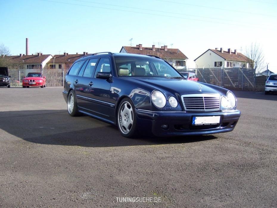 Mercedes Benz E-KLASSE (W210) E 430 Carlsson C 62 Bild 75705