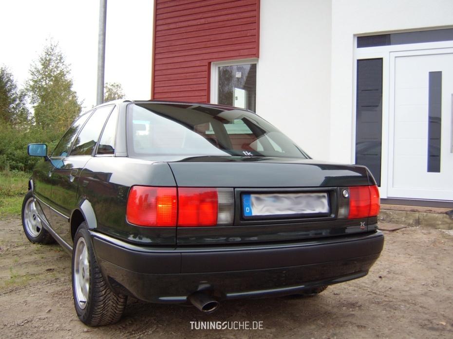 Audi 80 (8C, B4) 2.0 E B4   8C Bild 75778