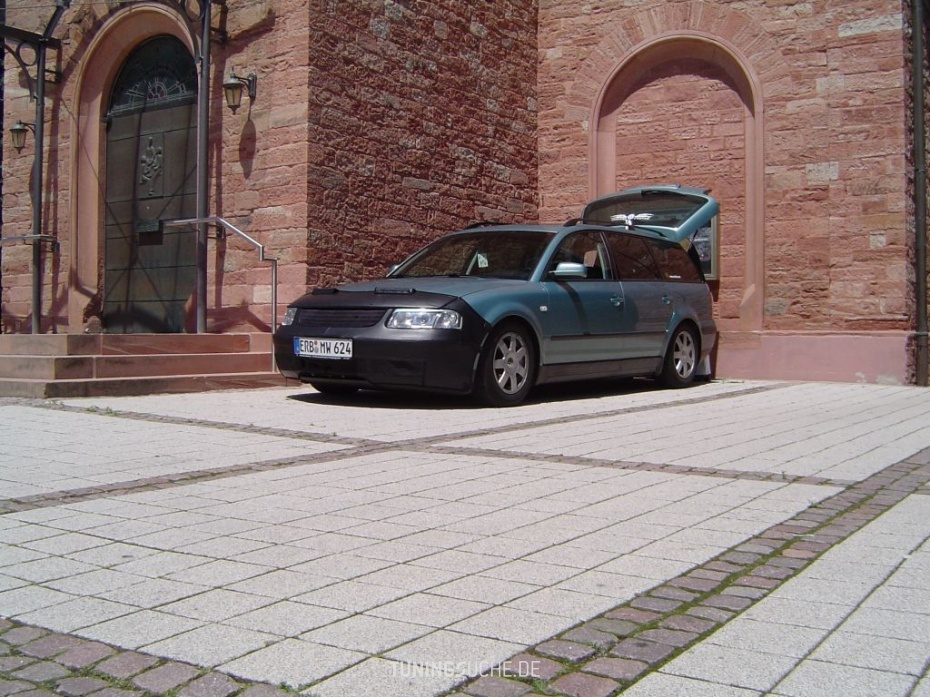VW PASSAT (3B2) 1.8 T 3b  Bild 78189