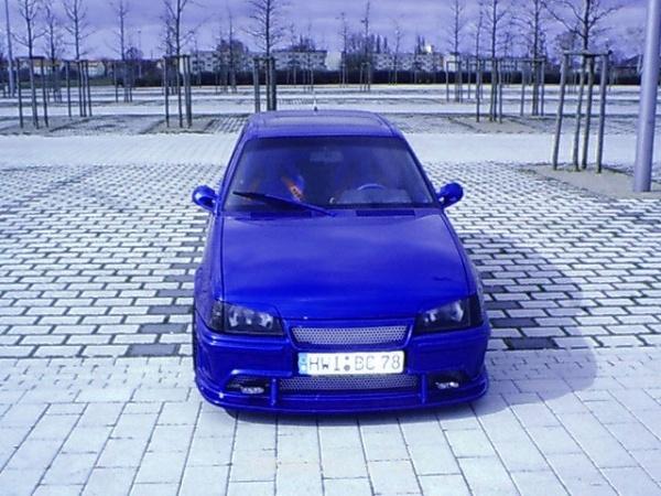 Opel KADETT E (39, 49) 12-1989 von bluedevilzz - Bild 81423