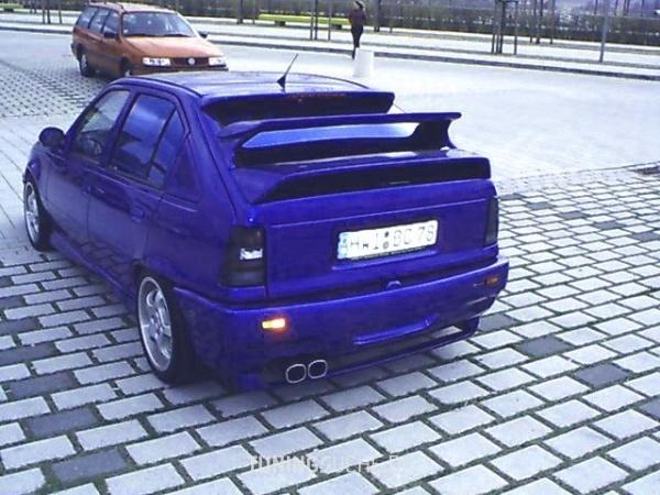 Opel KADETT E (39, 49) 12-1989 von bluedevilzz - Bild 81424