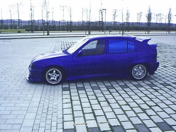 Opel KADETT E (39, 49) 12-1989 von bluedevilzz - Bild 81425