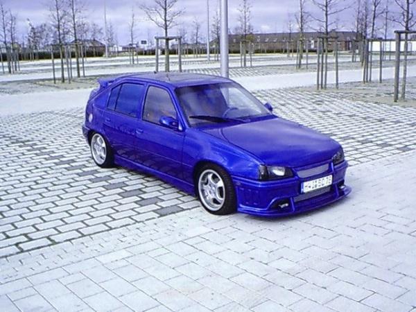 Opel KADETT E (39, 49) 12-1989 von bluedevilzz - Bild 81426