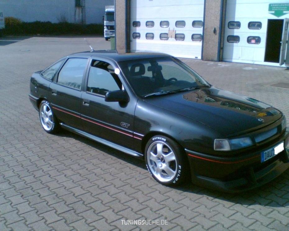 Opel VECTRA A (86, 87) 2.0 i KAT A  GT Bild 82216