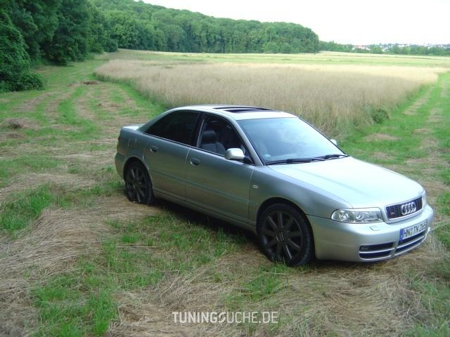 Audi A4 (8D2, B5) S4 quattro B5 Bild 82660