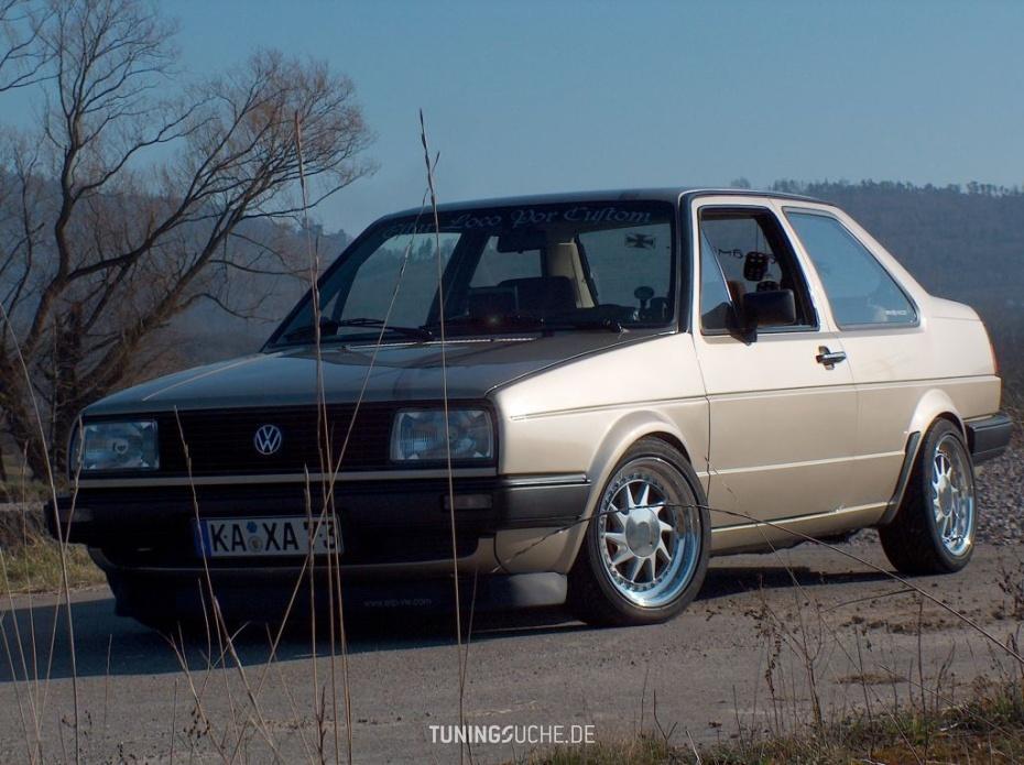 VW JETTA II (19E, 1G2) 1.8 16V 19 E / kompletter umbau auf 16V / original war es ein 1,3l mit 54ps Bild 83052