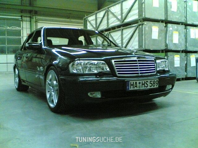 Mercedes Benz C-KLASSE (W202) C 200 Kompressor W202 Bild 83298