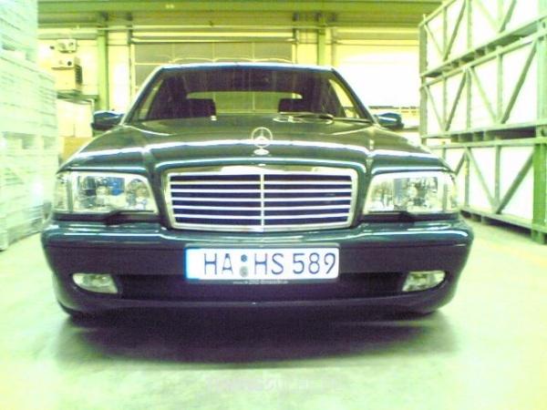 Mercedes Benz C-KLASSE (W202) 11-1997 von Playaboy - Bild 83301