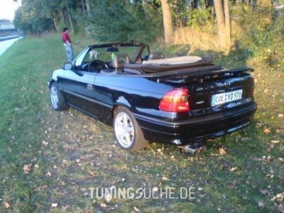 Opel ASTRA F Cabriolet (53B) 09-1997 von CabAstra16v - Bild 83330
